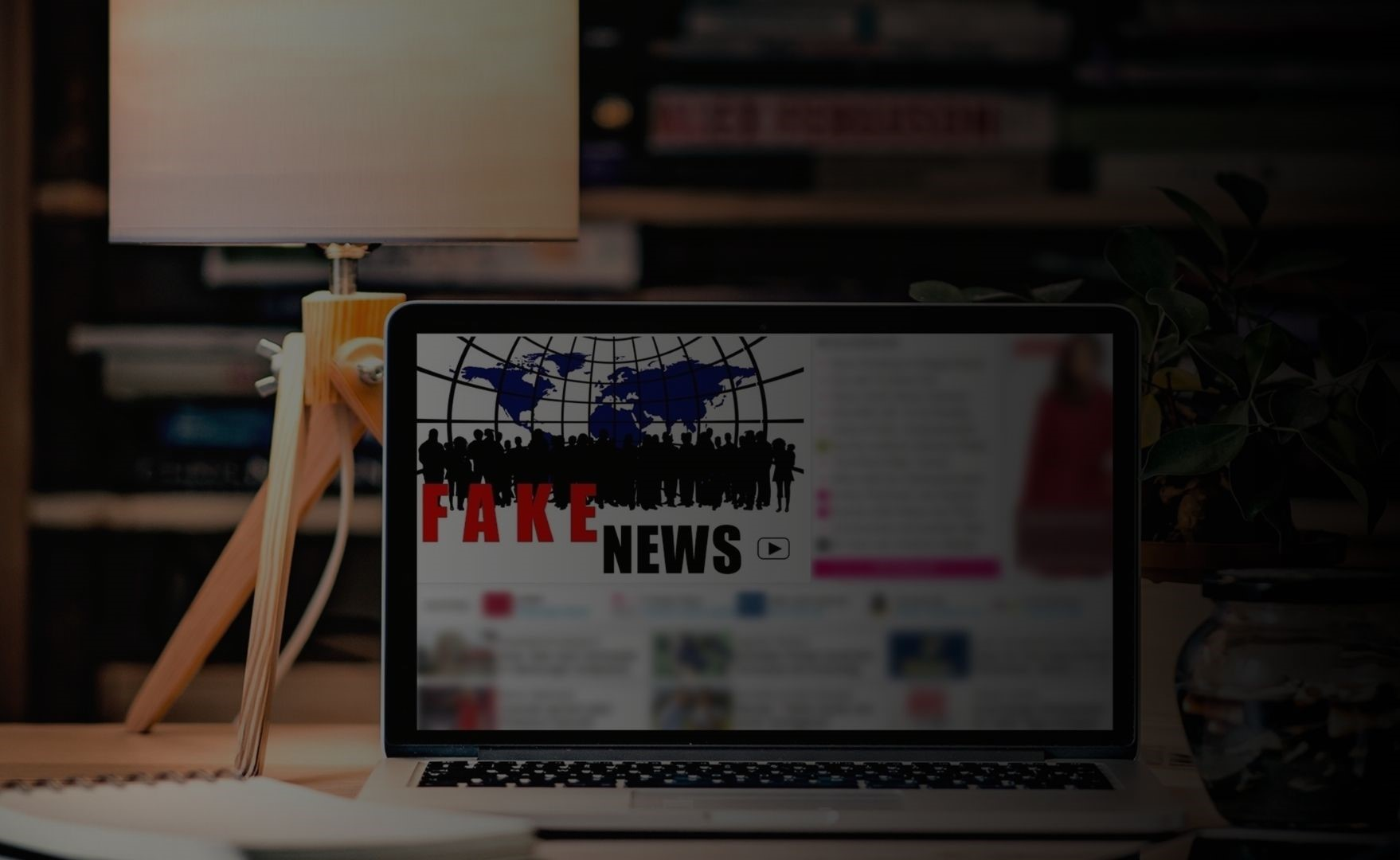 THE WAR ON FAKE NEWS AND DISINFORMATION