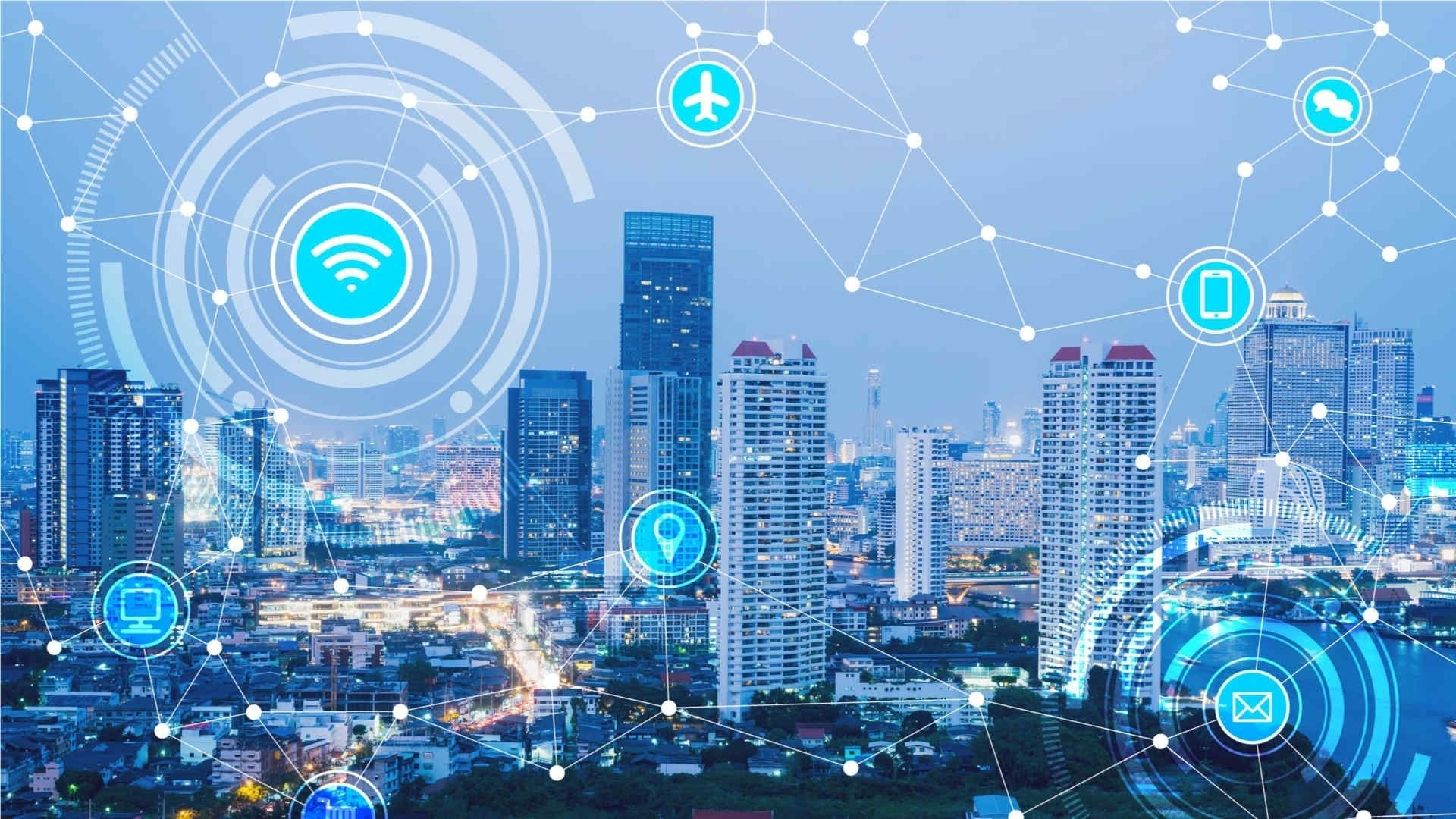 THE CITY OF THE FUTURE IS SMART: WHAT IS A SMART CITY?